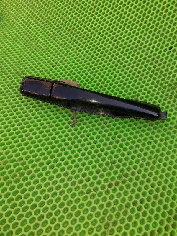 Ручка двери Mitsubishi Lancer 9 4G18 2005 задняя правая (б/у)