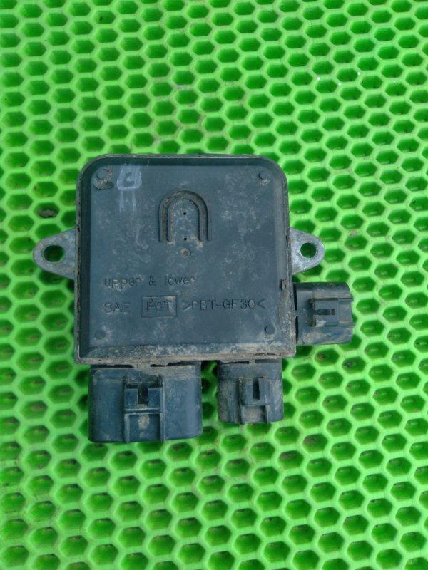 Блок управления вентилятором Mitsubishi Lancer 9 4G18 2005 (б/у)