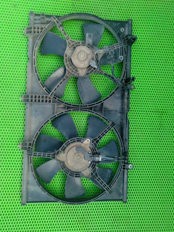 Вентилятор радиатора Mitsubishi Lancer 9 4G18 2005 (б/у)