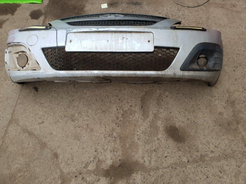 Бампер Lada Largus К7М 2012 передний (б/у)