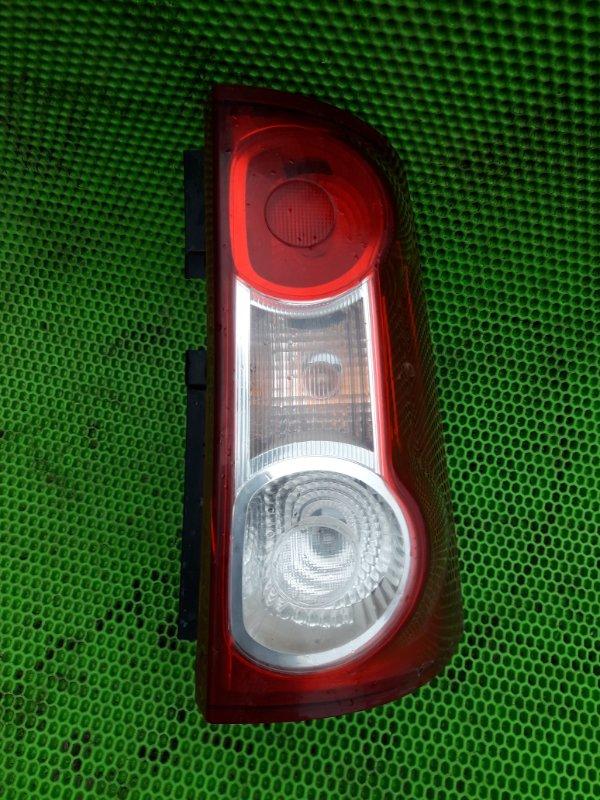 Фонари задние Lada Largus К7М 2012 задние левые (б/у)