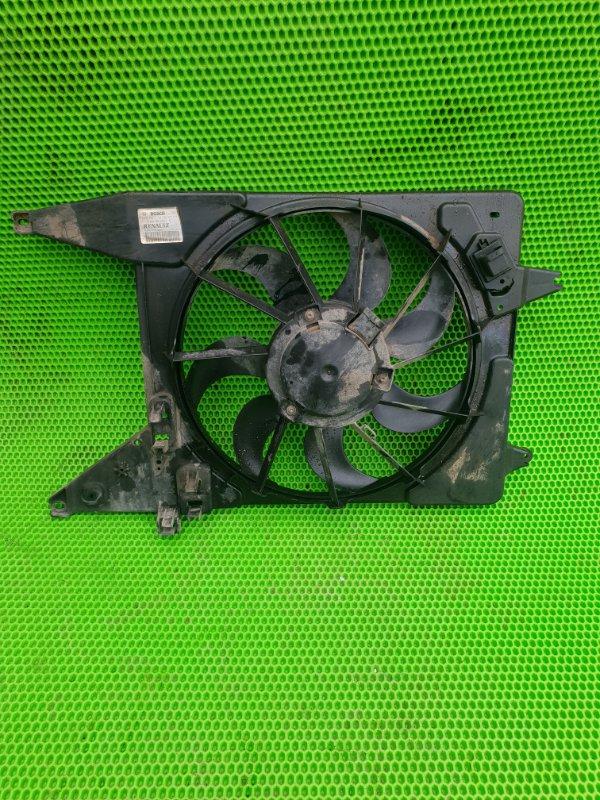 Вентилятор радиатора Lada Largus К7М 2012 (б/у)