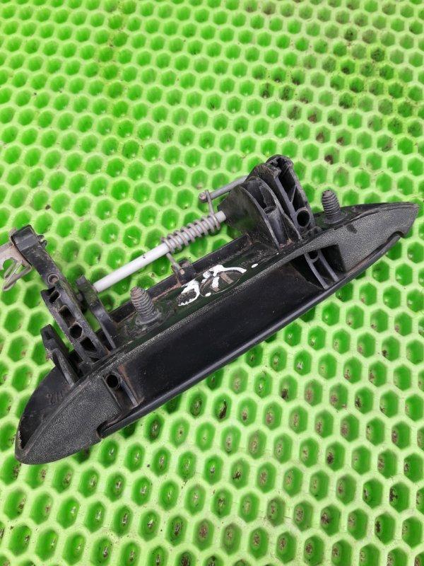 Ручка двери Lada Largus К7М 2012 задняя левая (б/у)