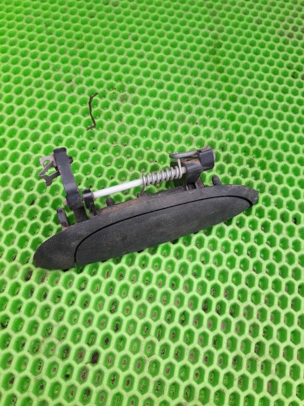 Ручка двери Lada Largus К7М 2012 задняя правая (б/у)
