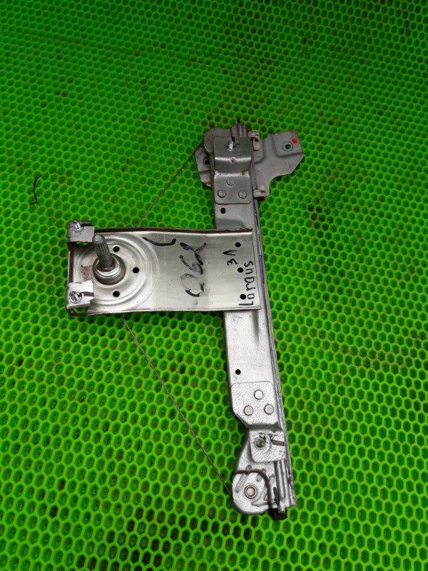 Стеклоподъемник Lada Largus К7М 2012 задний левый (б/у)