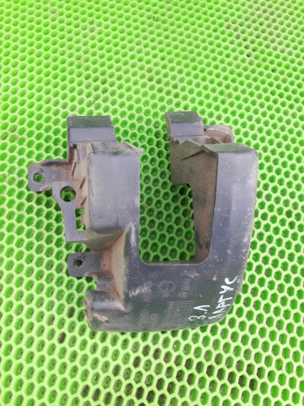 Усилитель бампера Lada Largus К7М 2012 задний левый (б/у)