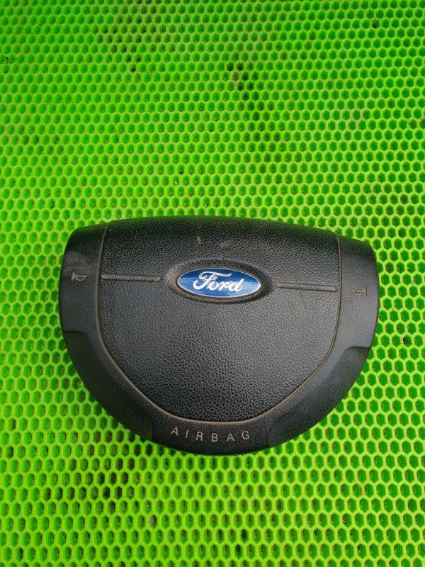 Подушка безопасности в руль Ford Fusion ХЕТЧБЕК FXJC 2006 (б/у)