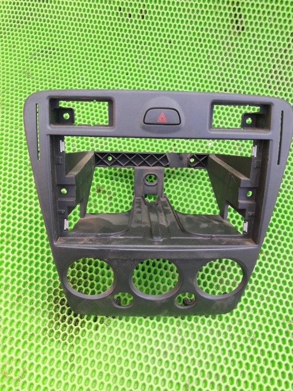 Рамка магнитолы Ford Fusion ХЕТЧБЕК FXJC 2006 (б/у)