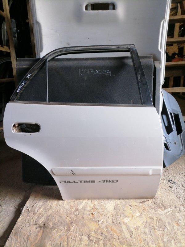 Дверь Toyota Corolla 110 задняя правая (б/у)