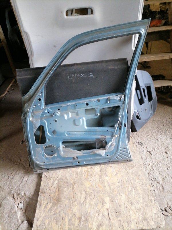 Дверь Chevrolet Niva передняя правая (б/у)