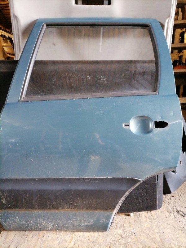 Дверь Chevrolet Niva задняя левая (б/у)