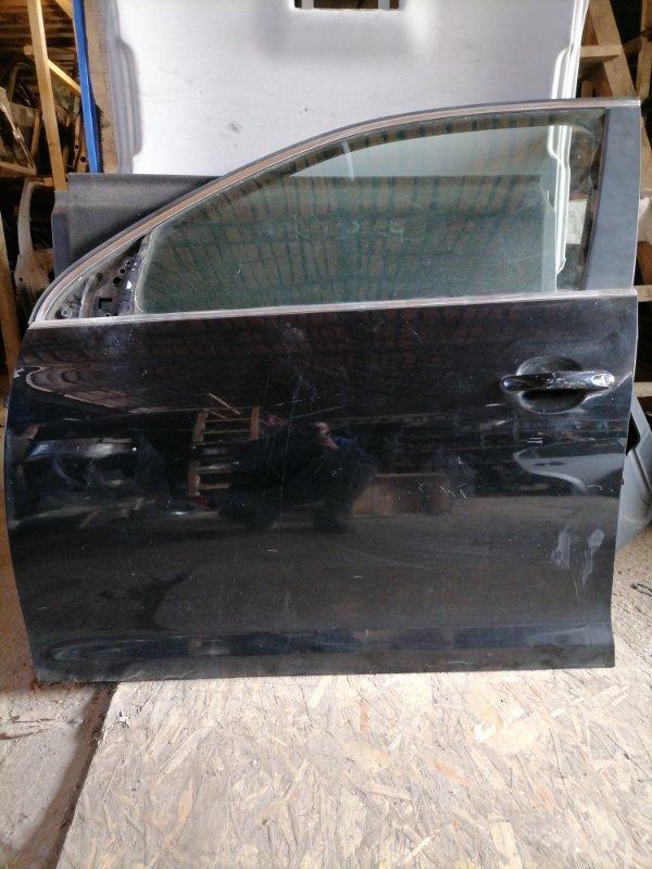 Дверь Volkswagen Jetta 5 передняя левая (б/у)