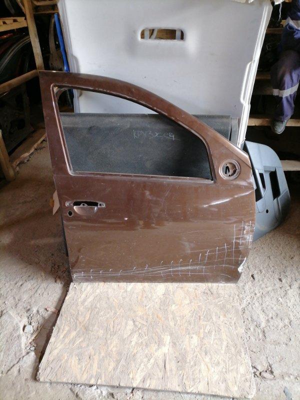 Дверь Renault Duster передняя правая (б/у)