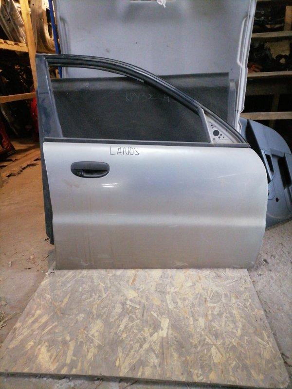 Дверь Chevrolet Lanos передняя правая (б/у)