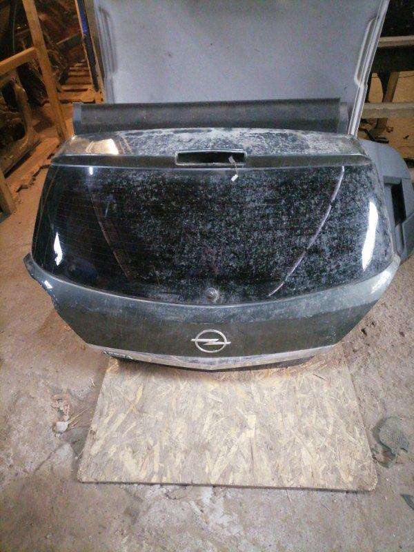 Дверь багажника Opel Astra Н КУПЕ задняя (б/у)