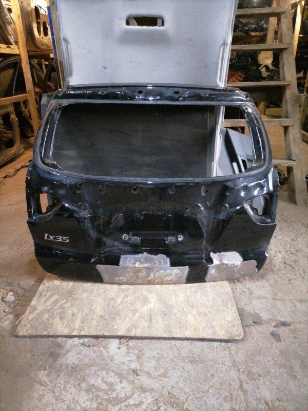 Дверь багажника Hyundai Ix35 задняя (б/у)