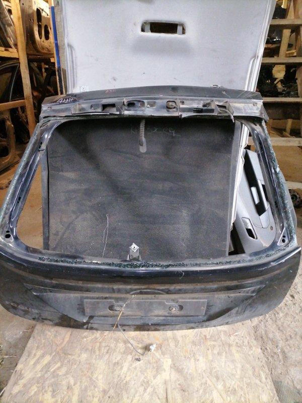 Дверь багажника Ford Focus 2 задняя (б/у)