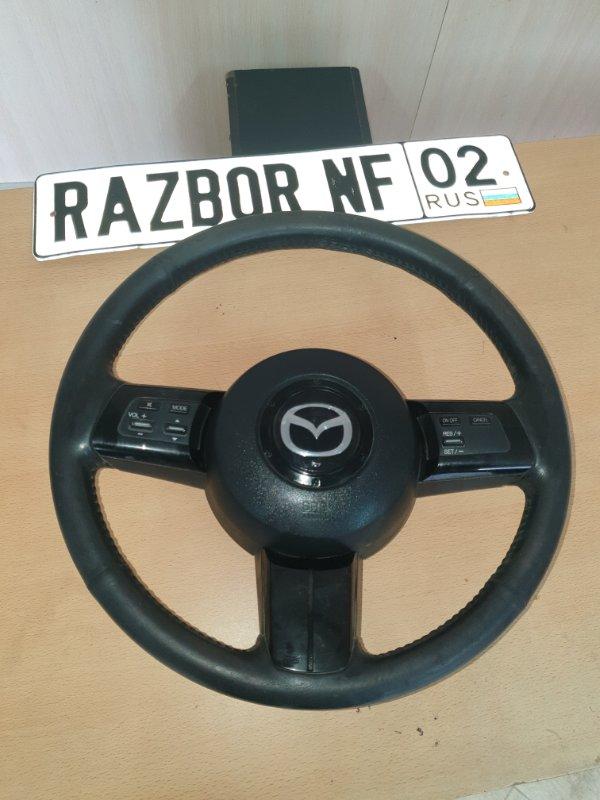 Руль Mazda Cx-7 L3-VDT 2008 (б/у)