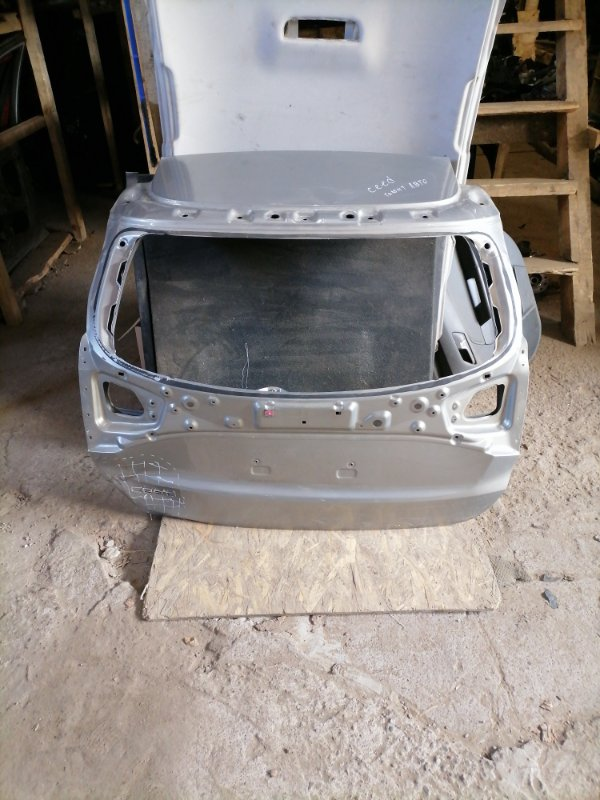 Дверь багажника Kia Ceed JD (б/у)
