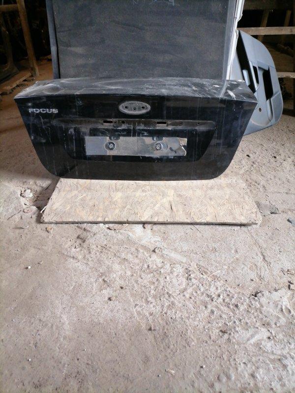 Крышка багажника Ford Focus 2 задняя (б/у)