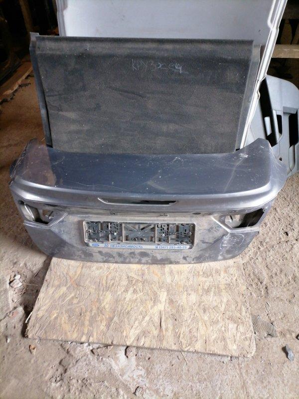 Крышка багажника Ford Focus 3 задняя (б/у)