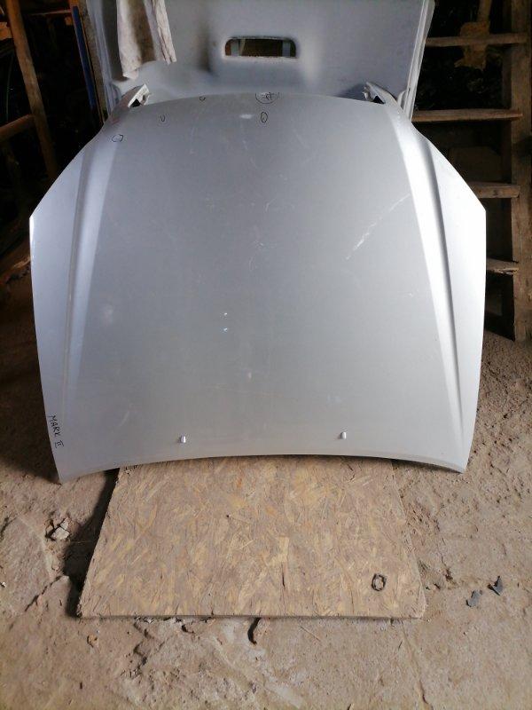 Капот Toyota Mark 2 110 передний (б/у)