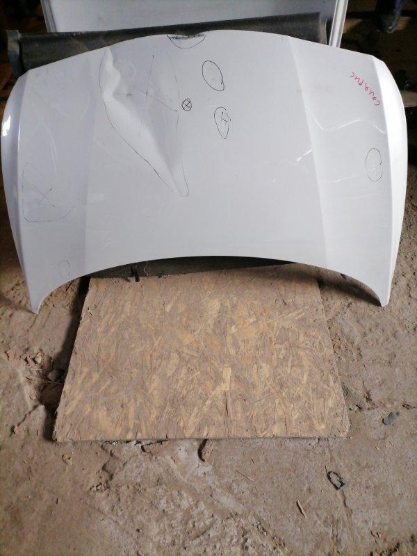 Капот Hyundai Solaris передний (б/у)