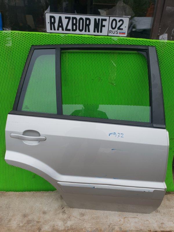 Дверь Ford Fusion ХЕТЧБЕК FXJC 2006 задняя правая (б/у)