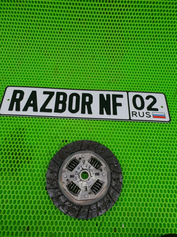 Диск сцепления Ford Fusion ХЕТЧБЕК FXJC 2006 (б/у)