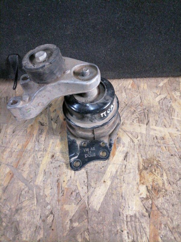 Подушка двигателя Volkswagen Polo (б/у)