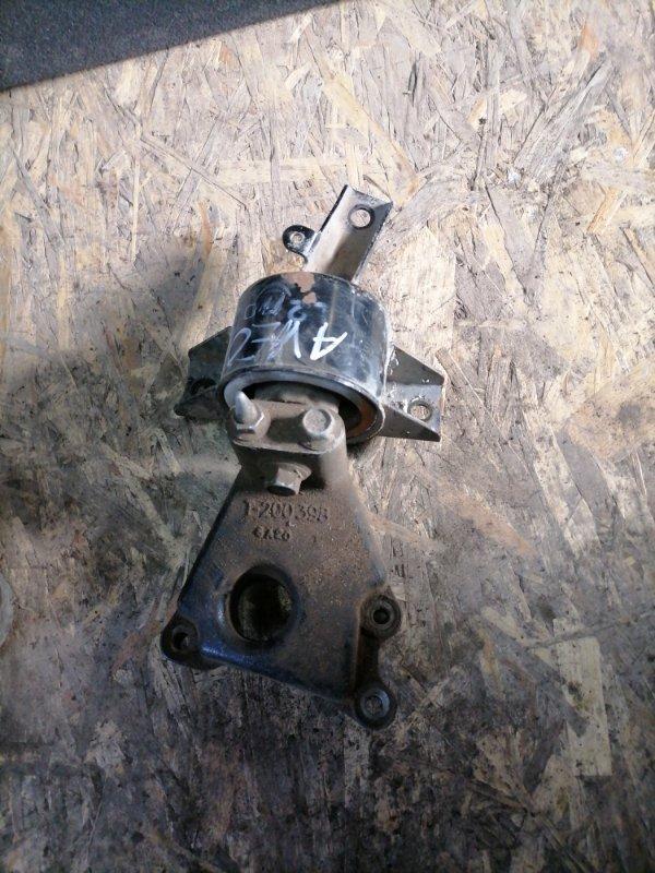 Подушка двигателя Chevrolet Aveo T250 B12S1 2010 правая (б/у)