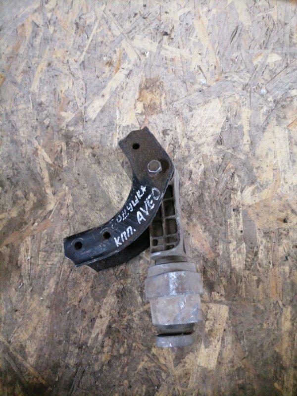 Подушка двигателя Chevrolet Aveo B12S1 (б/у)