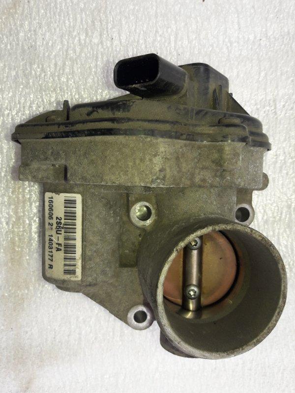 Дросельная заслонка Ford Fusion ХЕТЧБЕК FXJC 2006 (б/у)