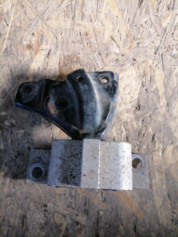 Подушка двигателя Renault Logan правая (б/у)