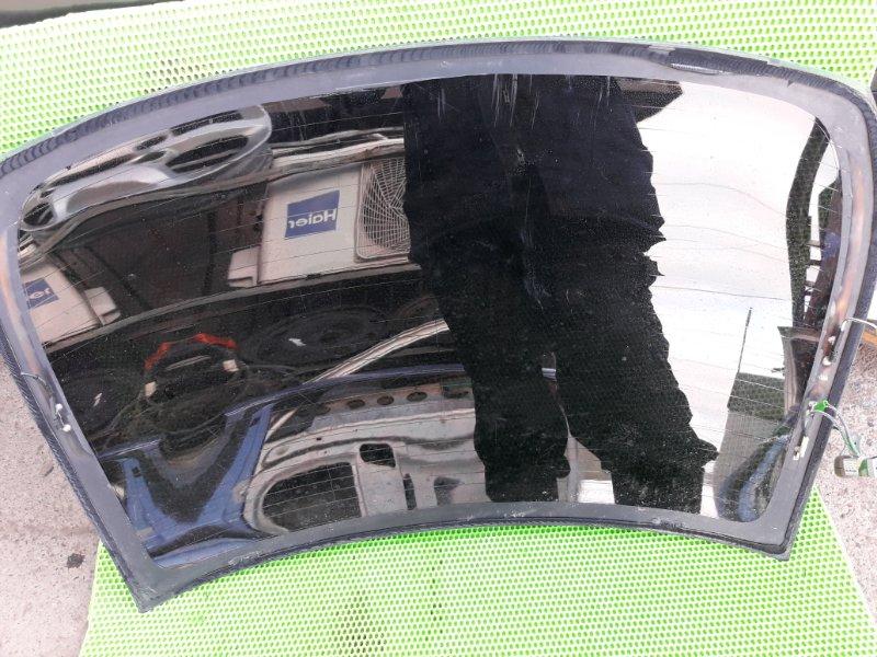 Стекло заднее Toyota Corolla 151 1ZR-FE 2010 (б/у)