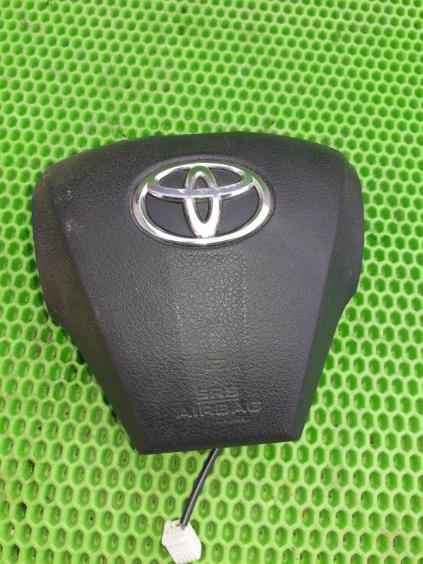Подушка безопасности в руль Toyota Corolla 151 1ZR-FE 2010 (б/у)