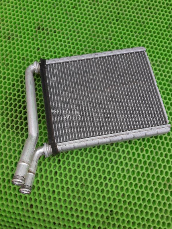 Радиатор печки Toyota Corolla 151 1ZR-FE 2010 (б/у)