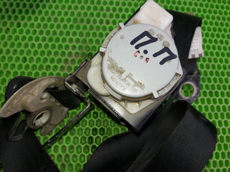 Ремень безопасности Toyota Corolla 151 1ZR-FE 2010 передний правый (б/у)