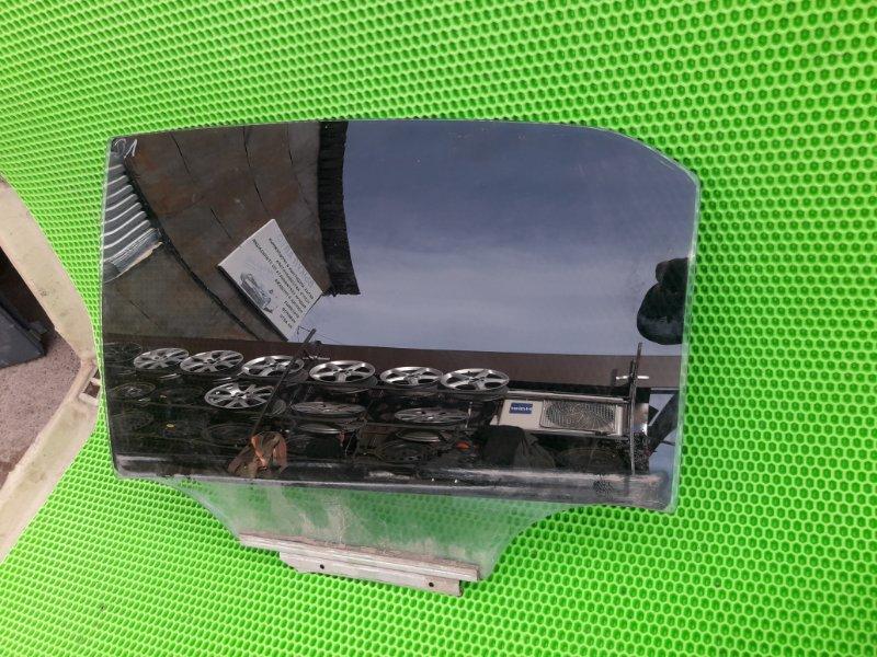 Стекло двери задней Toyota Corolla 151 1ZR-FE 2010 заднее левое (б/у)
