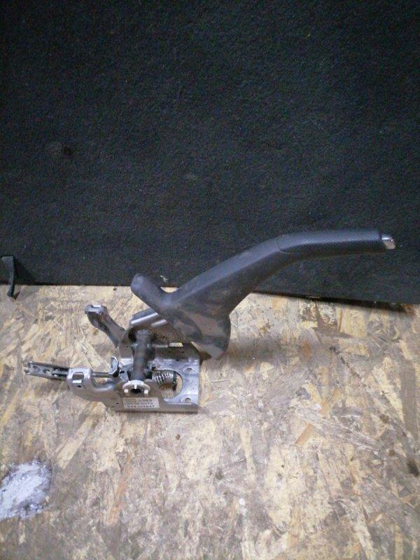 Рычаг ручного тормоза Chevrolet Cruze J300 (б/у)