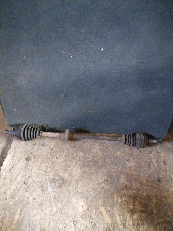 Привод Chevrolet Lanos передний правый (б/у)