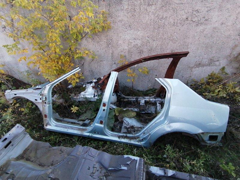 Кузов Renault Logan левый (б/у)