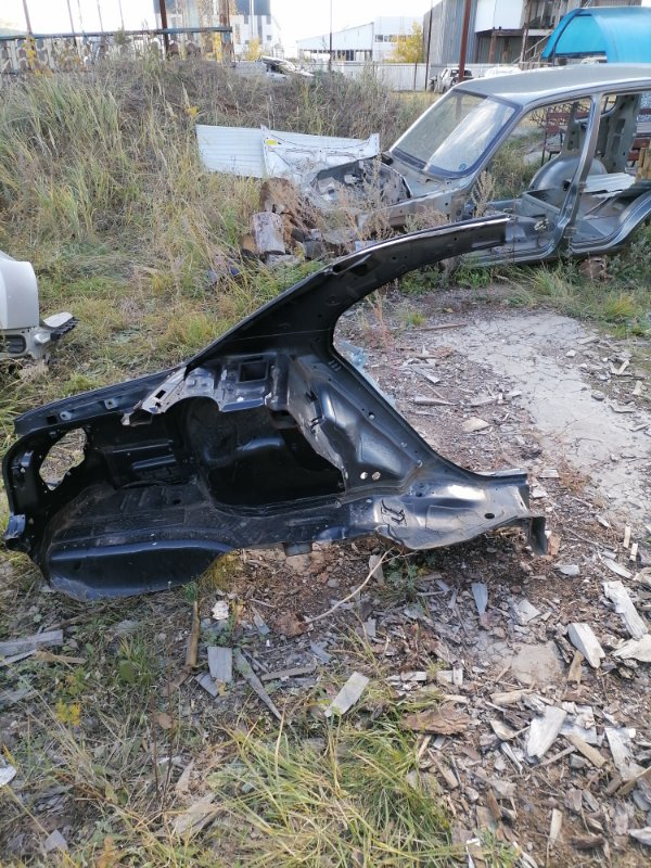 Крыло Hyundai Sonata EF заднее правое (б/у)