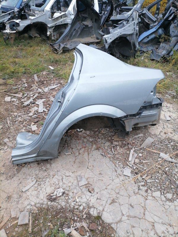 Крыло Opel Astra заднее левое (б/у)