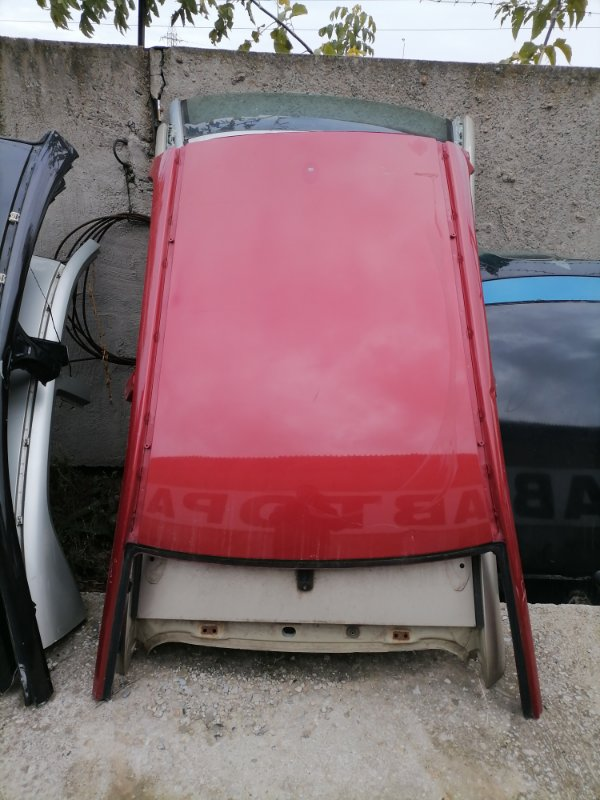 Крыша Peugeot 207 (б/у)
