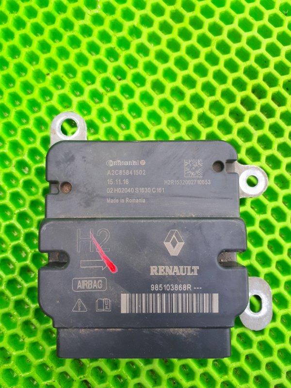 Блок airbag Renault Duster H4MD430 2015 (б/у)
