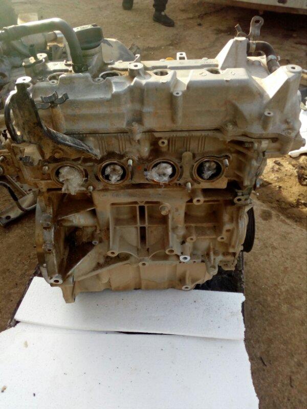 Двигатель Renault Duster H4MD430 2015 (б/у)