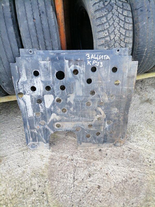 Защита двигателя Chevrolet Cruze передняя (б/у)