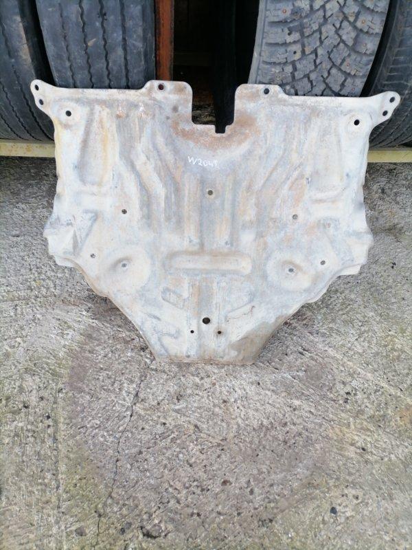 Защита двигателя Mercedes W204 (б/у)