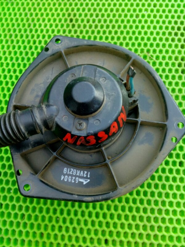 Мотор печки Nissan Сеfiro (б/у)